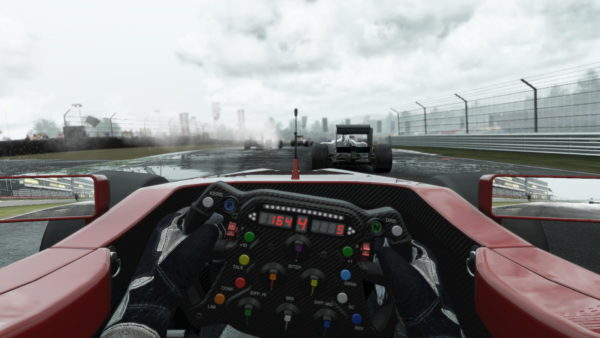 Centre VR Driving