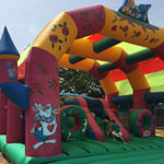 Wacky World Bouncer digital